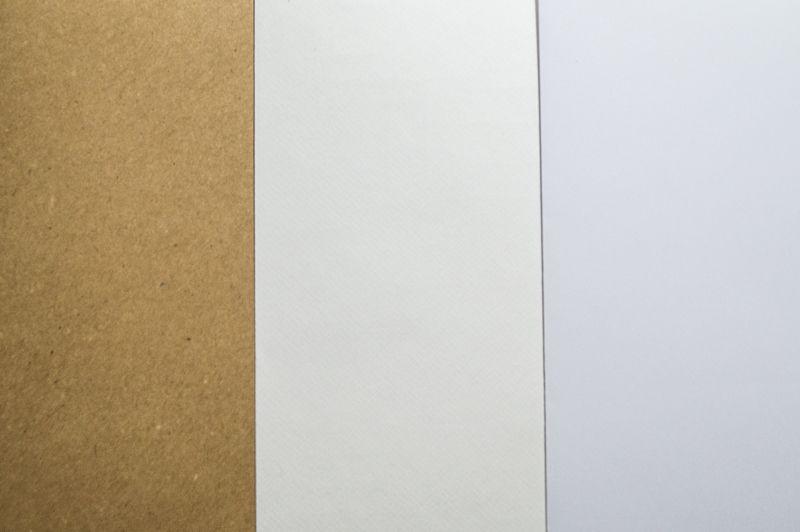 diferencias entre sobres kraft y blancos